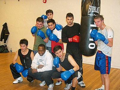 Fitnessboksing