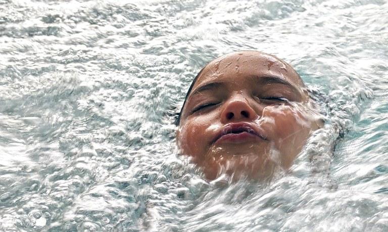 Svømmekurs